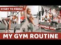 My Gym Routine || What I do Before, During, and After a Workout || Vlogmas 2018