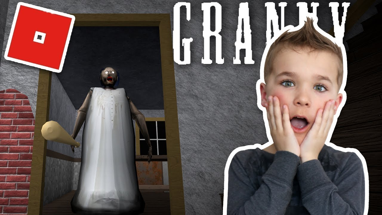 Best Granny Game In Roblox Youtube