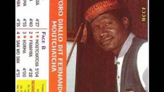 Yoro Diallo dit Fernando Moutchatcha - Moutchatcha (90