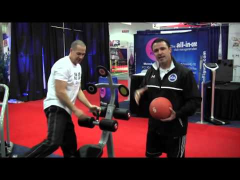 Ab Coaster Target Abs Abdominal Machine | Fitness Direct