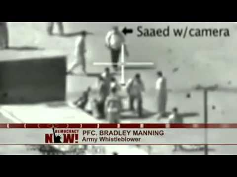 Bradley Manning Speaks- In Leaked Court Recording, Army Whistleblower Tells His Story for First Time