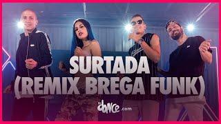 Baixar Surtada (Remix Brega funk) - Dadá Boladão, Tati Zaqui ft. OIK | FitDance TV (Coreografia Oficial)