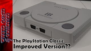 PS1 Mini Classic from China is HERE !! / Unboxing Review & Gameplay
