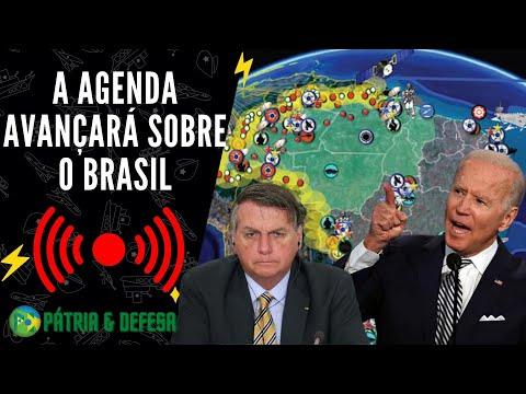 A Agenda Avança Sobre O Brasil - Eles Querem a Preciosa