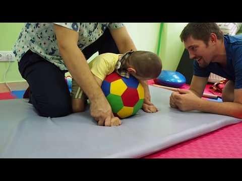 Диагностика и лечение детей с ДЦП в Киеве. Ребенок встал на ноги!
