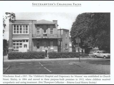 A History of Southampton's Children's Hospital 1884 - 1974 ...