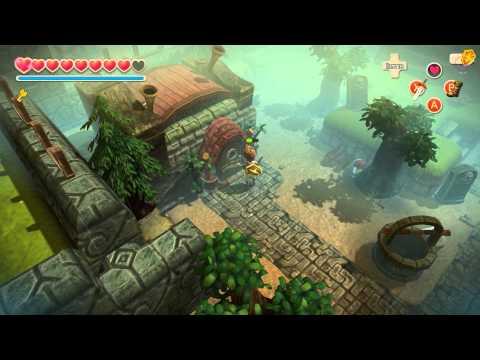 Oceanhorn Monster Of Uncharted Seas Whisper Island 100% Complete Walkthrough (PC/iOS) [HD]