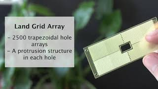Part of the Week: Land Grid Array