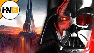 The Real Reason Darth Vader Built His Castle on Mustafar REVEALED