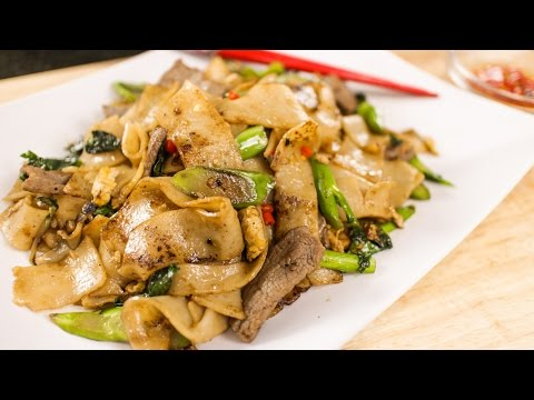 Pad See Ew Recipe ผัดซีอิ้ว – Hot Thai Kitchen