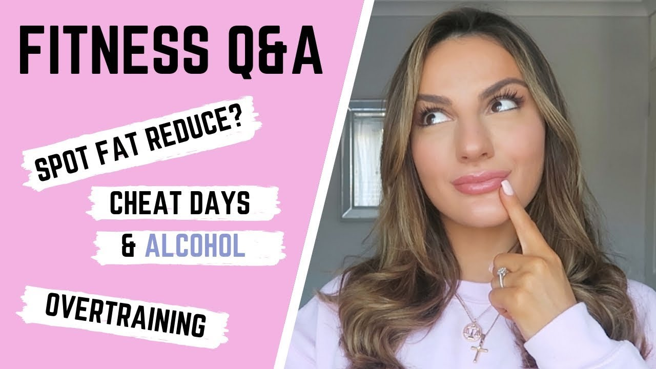 FITNESS Q&A, answering all those FIRE questions girl!!