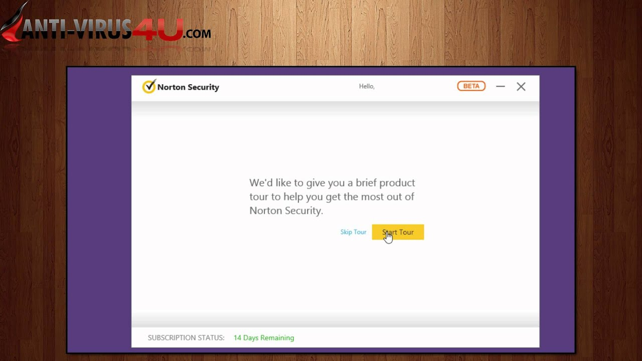 Download Install and Activate Norton Security 2016