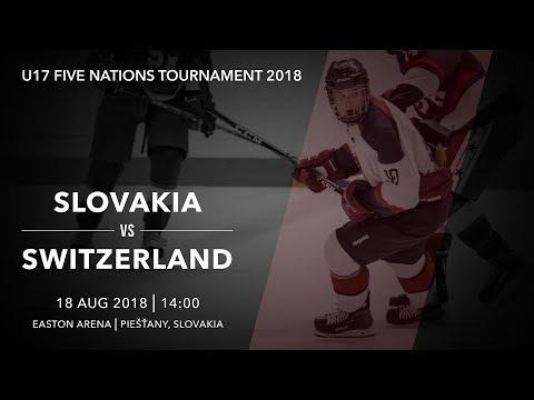 U17 5 Nations Tournament 2018   Slovakia – Switzerland