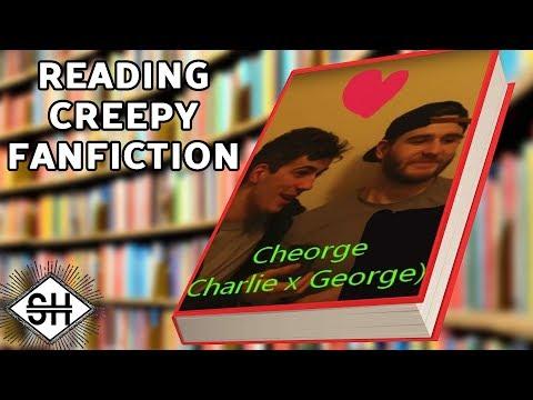 We Read our Creepy Fan-Fiction