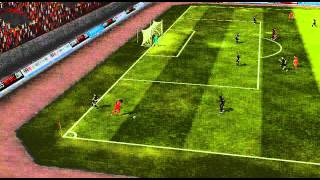 FIFA 14 Android - Liverpool VS Manchester City