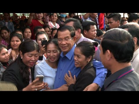 Cambodia opposition shrivels as Hun Sen's network branches out