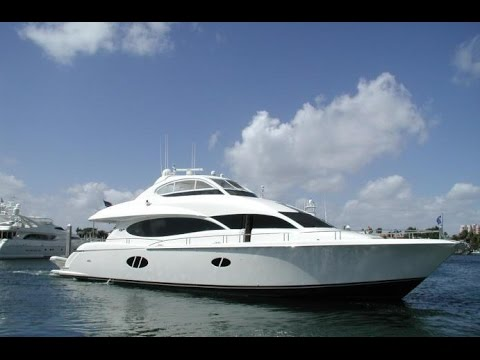 Lazzara Yacht SHANI TOT 84' Lazzara Motor Yacht offered for sale by RJC Yacht Sales & Charter