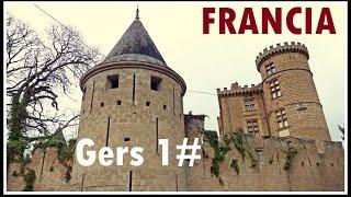 ¡Bienvenidos a Gers! Auch, Simorre y Marciac | Midi Pyrenees 1# FRANCIA / France