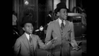 The black network, part 3-lucky number by nicholas bros.after quitting shoe polish show, nina mae and babe are walking in harlem when they cross path...