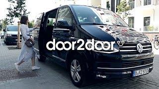 Introducing door2door's mobility platform
