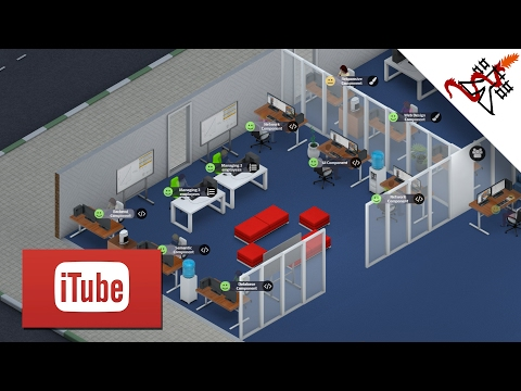 Startup Company - GAMEPLAY [Creating iTube, the Next Gen YouTube]