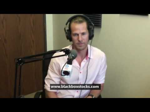 Black Box Stocks live on iHeart Radio at Clear Channel on The Jeff Crilley Show