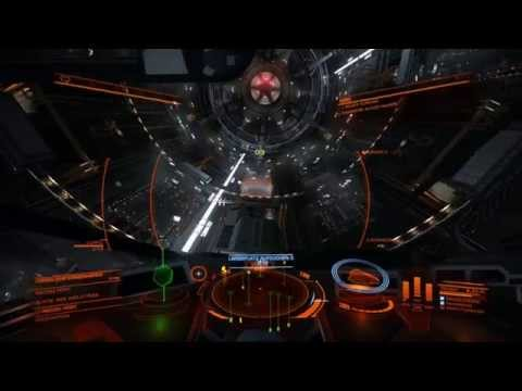 Python as trading ship - 1 Mio in 20 min - Elite: Dangerous