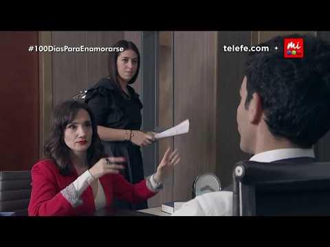 Carmen intuye algo raro en Javier - 100 Días Para Enamorarse