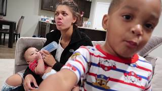 DJ VLOGS FOR THE FIRST TIME | THE PRINCE FAMILY