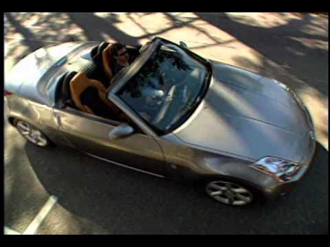 Nissan 350z Roadster 2004 Youtube