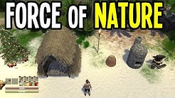 Force of Nature Gameplay Introduction - Ep 1 (Open-world Sandbox RPG)