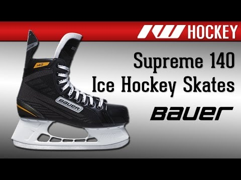 Bauer Supreme 140 Ice Hockey Skate Review