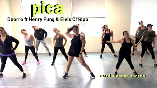 Pica by Deorro, ft Henry Fong &amp Elvis Crespo Cardio Dance Party with Berns