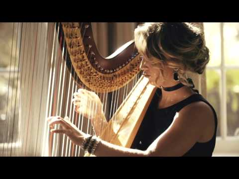 "Secret Life of Daydreams from ""Pride and Prejudice"" perfromed on harp by Harpist Naomi Jackson"