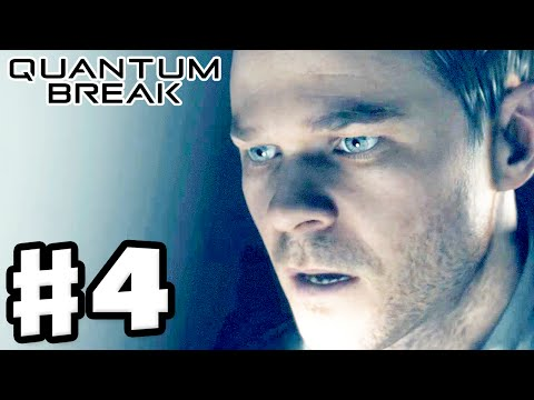 Quantum Break - Gameplay Walkthrough Act 2 Part 1 - Industri