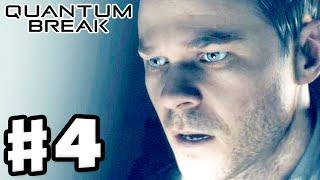 Quantum Break - Gameplay Walkthrough Act 2 Part 1 - Industrial Area (Xbox One)