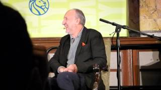 Pete Townshend book launch - Philly 10-10-12 - Part 3