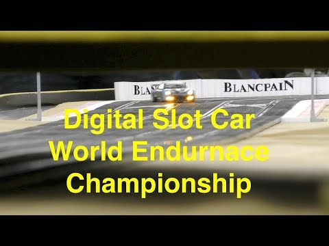 Digital Slot Car World Endurance Championship Nov 2017