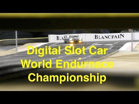 Digital Slot Car World Endurance Championship Nov 2017