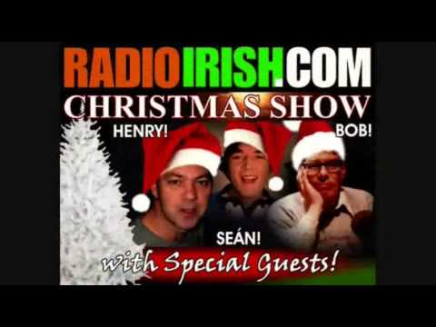 IRISH CHRISTMAS MUSIC and IRISH CHRISTMAS SONGS on the RADIO IRISH CHRISTMAS SHOW
