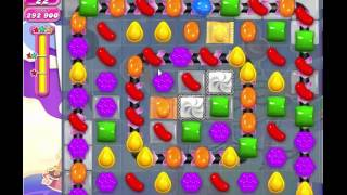 Candy Crush Saga level 659 - 3 stars, no boosters used!