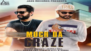 Much Da Craze | Releasing worldwide 17-11-2018 | Bobby Singh | Teaser | New Punjabi Song2018