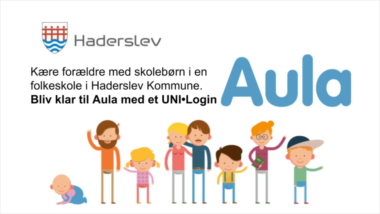 Vejledning til forældre - Sådan opretter du et UNI-Login
