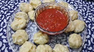 Momos recipe without steamer