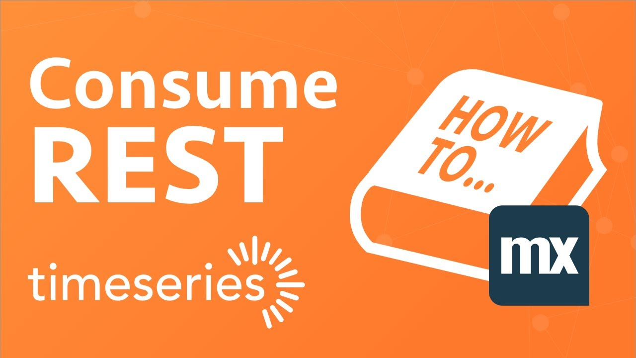 Consumed REST Services - Studio Pro 8 Guide | Mendix