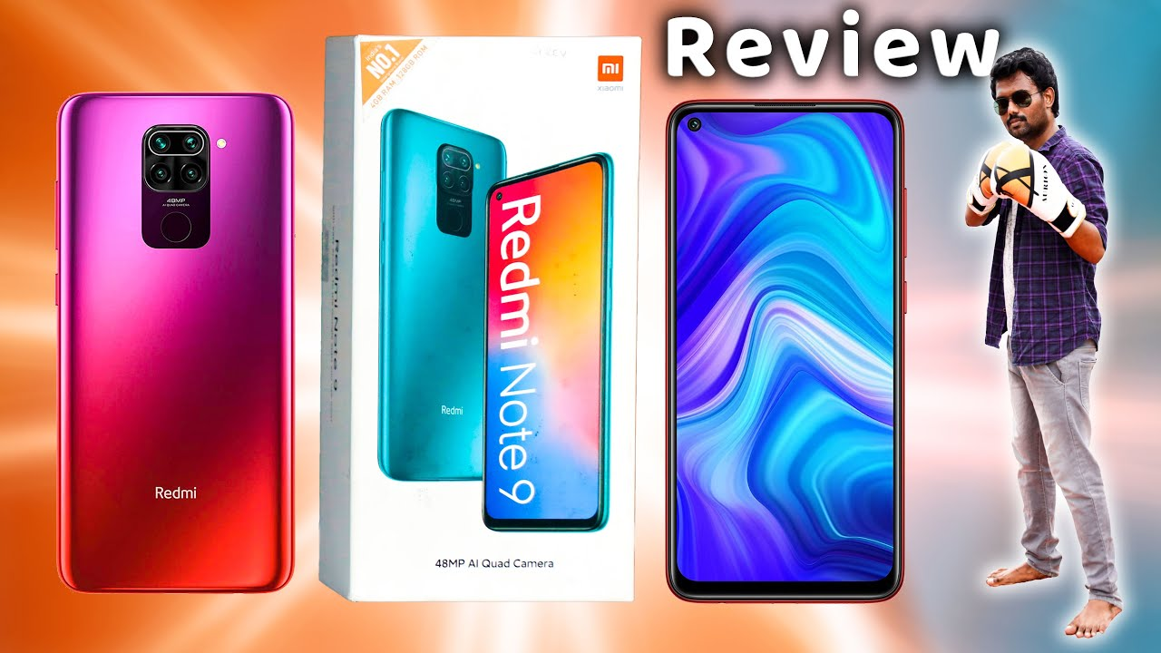 Redmiயின் Budget Master ⚡⚡⚡ | Redmi Note 9 Unboxing & User Review in Tamil | TechBoss