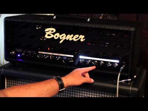 Bogner Uberschall Twin Jet 2015