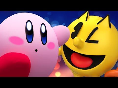Kirby Vs Pac-Man REMASTERED- Gaming All Star Rap Battles