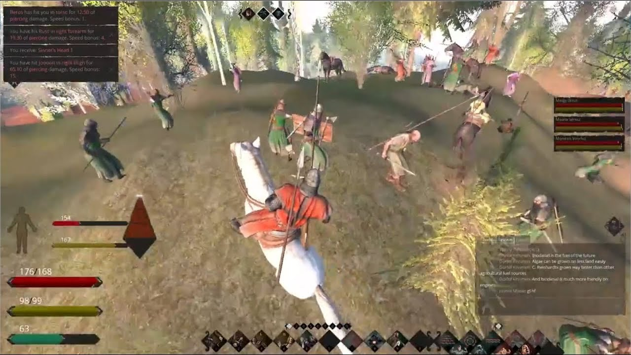Life is feudal mmo ice hermitage ролевая игра в стиле fallout