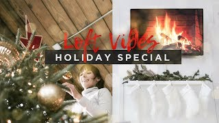 DECORATE (& get cozy) WITH US | Loft Vibes